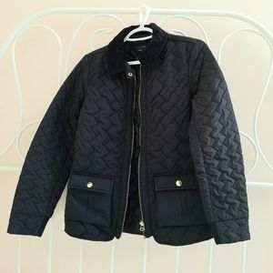 Tommy Hilfiger jacket with corduroy collar